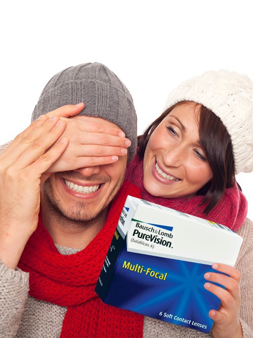 PureVision Multifocal picture