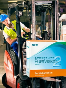 PureVision 2HD Toric