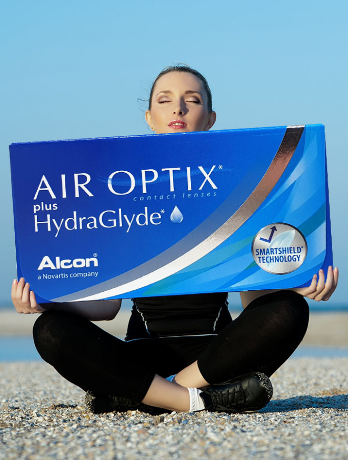 Air Optix HydraGlyde (Aqua) picture