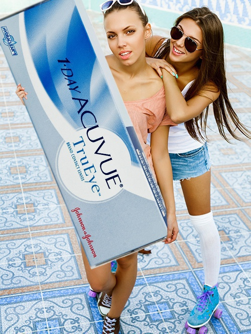 1-Day ACUVUE TruEye picture